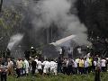 Pád lietadla v Havane pozná svoju príčinu: TOTO môže za smrť 112 ľudí