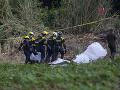 Tragédia arménskeho letectva: Nehodu stíhačky piloti neprežili, príčina nie je známa