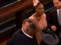 Na slávnostný obrad prišla aj svetoznáma tenistka Serena Williams.