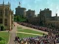 Kaplnka vo Windsorskom hrade.