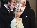Do Windsoru prišli už aj Pippa Middleton s manželom Jamesom Matthwesom.