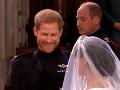Meghan Markle je už pri svojom budúcom manželovi.