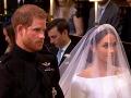 Kráľovská svadba princa Harryho a Meghan Markle.
