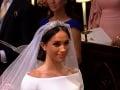 Meghan Markle sľúbila princovi Harrymu večnú lásku.