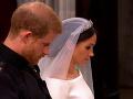 Britský princ Harry (33) si dnes zobral za ženu o tri roky staršiu - americkú herečku Meghan Markle