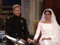 Vojvodkyňa Meghan Markle a princ Harry.