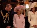 Britský princ William a vojvodkyňa Kate na obrade kráľovskej svadby roka.