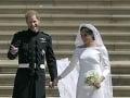 Britský princ Harry a Meghan, vojvodkyňa zo Sussexu