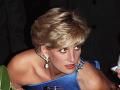 Princezná Diana mala smaragdový prsteň v Sydney.