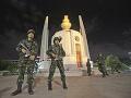 FOTO Thajsko sa pripravuje na 4. výročie vojenského puču: Ázia volá po obnovení demokracie
