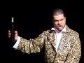 Marek Gurbaľ ako Don Giovanni v novom naštudovaní opery Don Giovanni v Štátnom divadle Košice.