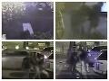 Doteraz nezverejnené VIDEO: Posledné okamihy pred nočnou vraždou v centre Bratislavy
