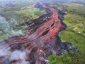 Sopka na Havaji