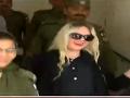 Tereza prišla na súdne pojednávanie ako celebrita.