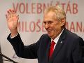 Miloš Zeman už vie, kedy vymenuje novú vládu: Na sociálnej sieti o tom informoval jeho hovorca