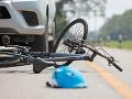 Vodička (51) z Bratislavy má problém: Zranenému cyklistovi (49) neposkytla prvú pomoc