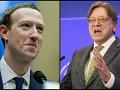Guy Verhofstadt a Mark