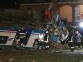 Vlakové nešťastie v Taliansku: Desivé FOTO po zrážke, dvaja mŕtvi, 18 zranených