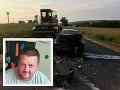 Smrteľná nehoda: FOTO Sudca Najvyššieho súdu predbiehal na BMW, nevinný Juraj zahynul