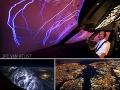 Pilot robí počas letu neskutočné FOTO: Pohľad na svet a búrky z Boeingu 747