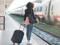 Migrant obchytkával Nemku (35) na železničnej stanici: Vykľul sa z neho mladý Slovák