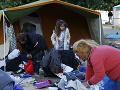 FOTO Balkán to nezvláda, žiada o pomoc: Tisícky utečencov, chcú konať ako Maďarsko