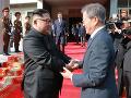 Kim Čong-un sa stretol