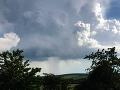 Prekvapivý úkaz na oblohe v Košiciach: Strach z tornáda, meteorológovia objasnili záhadu