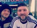 FOTO Tragický príbeh bezdomovca: Na ulici sa mu prihovoril mladík, rozhovor mu zmenil život