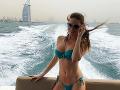 Krásna modelka Andrea Verešová má postavu, ktorou by mohla konkurovať všetkým dvadsiatničkam.