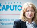 Zuzana Čaputová ohlásila svoju kandidatúru v prezidentských voľbách 2019.
