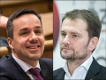 Ďalšia koaličná kríza prináša zlom v spojenectvách: Smer sa zrejme prvýkrát spojí s Matovičom
