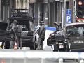 Belgická polícia v pozore:
