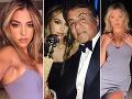 Sexi dcéra namakaného Sylvestera Stalloneho: WAU, je to riadna šupa!