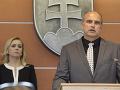 MIMORIADNA SPRÁVA Veľké zmeny v polícii: Saková oznámila mená nových šéfov