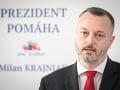 Minister obrany nebude pokračovať v trestnom oznámení na Krajniaka