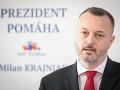 Milan Krajniak sa bude v budúcoročných voľbách uchádzať o post prezidenta SR.