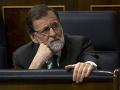Španielsky expremiér Rajoy na súde: Svedčil v procese s katalánskymi separatistami