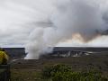 Druhá erupcia sopky v