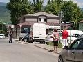 Rukojemnícka dráma v Krompachoch: Muža spacifikovala polícia, FOTO zo zákroku