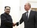 Vladimir Putin, Kim Čong-un