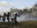 Hamas sa vyhráža Izraelu: Vypustíme päť tisíc zápalných šarkanov a balónov