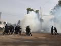 Protesty v Bamaku