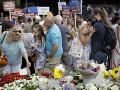FOTO Londýnčania i turisti si uctili obete útoku na London Bridge a Borough Market