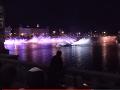 Hasiči v Prahe vytvorili krásne divadlo: VIDEO najväčšej fontány na svete