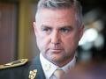 Policajný exprezident Gašpar skončil v polícii, už je v civile
