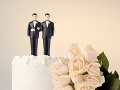 Súdny spor kvôli svadobnej torte: Cukrár ju odmietol upiecť homosexuálom, prekvapivý verdikt