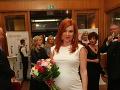 Helena Krajčiová ukázala tehotenské bruško.