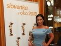 V kategórii médiá si ocenenie Slovenka roka odniesla Kristína Kövešová.