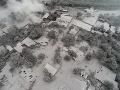 FOTO Sopka v Guatemale spôsobila úplnú katastrofu: Nezvestných je skoro 200 ľudí